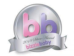 [Récompense] 2018 : Silver award Bizziebaby